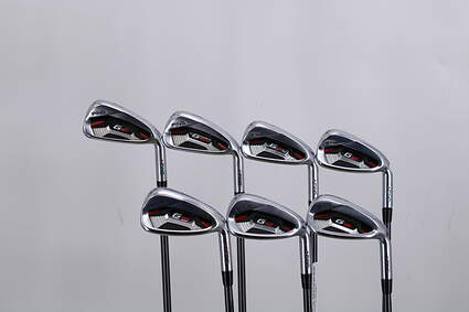 Ping G410 Iron Set 5-PW SW Ping TFC 80i Graphite Ladies Right Handed Red dot 37.5in