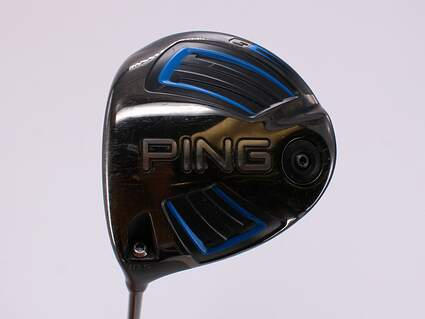 Ping 2016 G Driver 10.5° Ping TFC 80D Graphite Senior Left Handed 45.0in