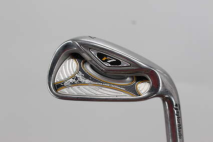 TaylorMade R7 Single Iron 7 Iron TM T-Step 90 Steel Regular Right Handed 37.5in