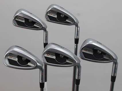 Ping G400 Iron Set 6-PW Nippon NS Pro Modus 3 Tour 105 Steel Regular Right Handed Red dot 37.5in