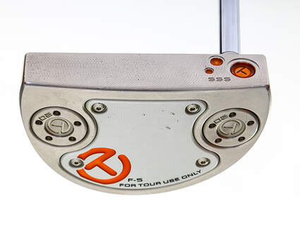 Tour Scotty Cameron 2020 Flowback 5 (FB-5) Tourtype SSS Putter Steel Right Handed 34.0in