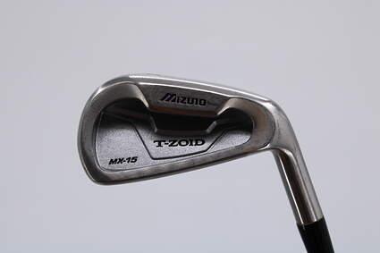 Mizuno MX 15 Single Iron 6 Iron True Temper Dynamic Gold Steel Stiff Right Handed 38.75in