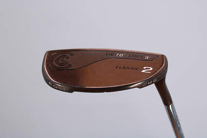 Cleveland 2010 Classic 2 Bronze Putter Steel Right Handed 33.75in