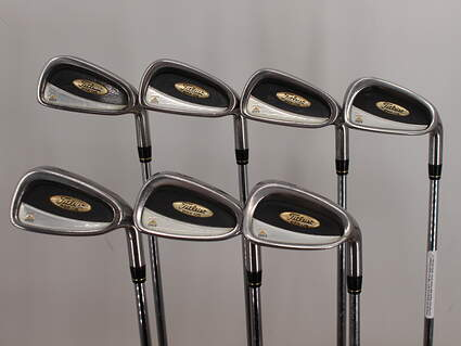 Titleist DCI 822 Oversize Iron Set 4-PW True Temper Dynamic Gold R300 Steel Regular Right Handed 38.5in