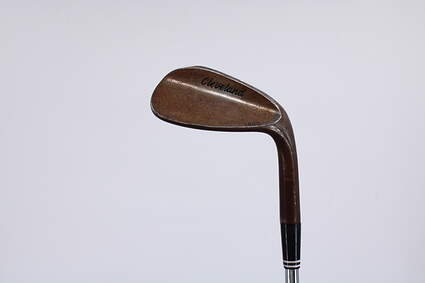 Cleveland 588 RTX 2.0 RTG Wedge Gap GW 52° Dynamic Gold Tour Issue S400 Steel Stiff Right Handed 35.25in