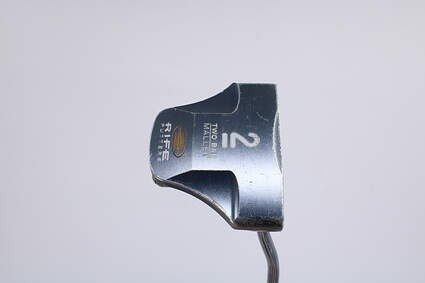 Guerin Rife Two Bar Mallet Offset Putter Steel Right Handed 36.0in
