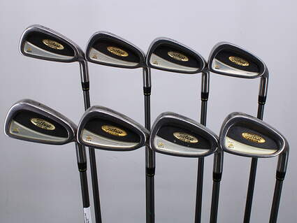 Titleist DCI 822 Oversize Iron Set 3-PW Stock Graphite Shaft Graphite Regular Right Handed 39.0in