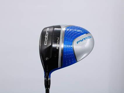Cobra AMP Cell Blue Driver 9.5° Grafalloy ProLaunch Blue 55 Graphite Regular Left Handed 45.0in