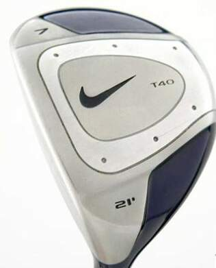 Nike T-40 Oversize Fairway Wood