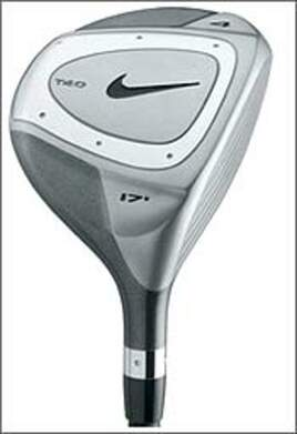Nike T-40 Tour Fairway Wood
