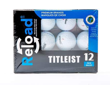 TITL RELOAD NEW BALL