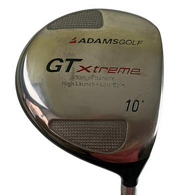 Adams Tight Lies GT Xtreme Driver