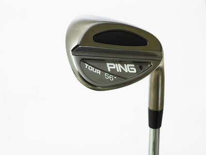 Ping Tour Black Nickel Wedge Sand SW 54* Ping AWT Steel Wedge Flex Right Handed Black Dot 35.5 in