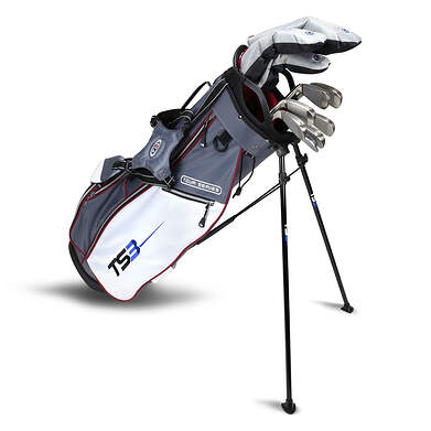US Kids Golf Tour Series Complete Golf Club Set