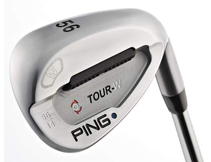 Ping Tour-W Brushed Silver Wedge