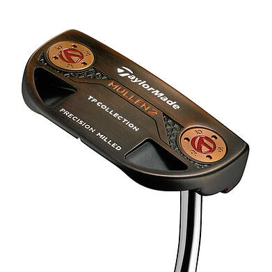 TaylorMade TP Black Copper Mullen 2 Putter