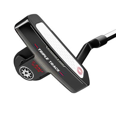 Odyssey Triple Track 2-Ball Blade CH Putter