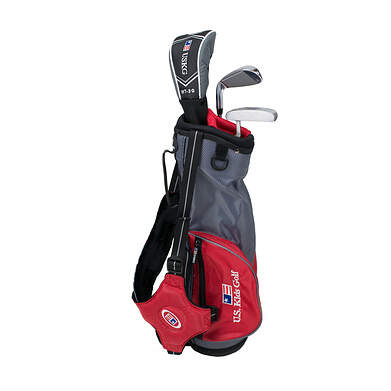 US Kids Golf Ultralight Complete Golf Club Set