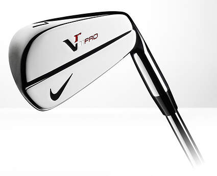 Nike Victory Red Pro Blade Iron Set