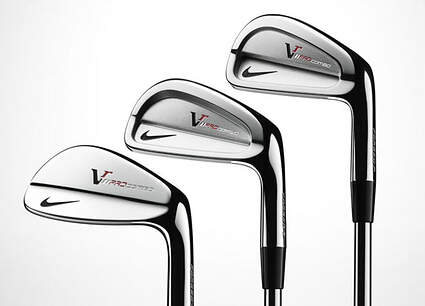Nike Victory Red Pro Combo Single Iron