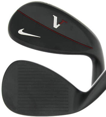 Nike Victory Red Forged Black Wedge