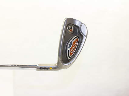 Ping i10 Single Iron 5 Iron Ping AWT Steel Regular Right Handed Yellow Dot 38 in