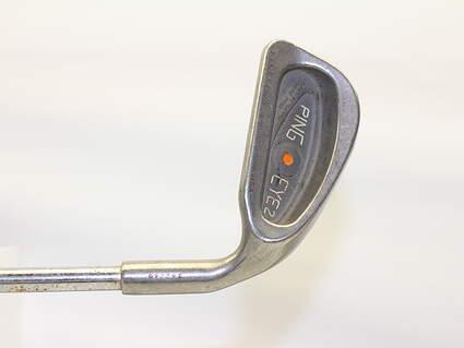 Ping Eye 2 Single Iron 4 Iron 25* Steel Right Handed Orange Dot 39 in