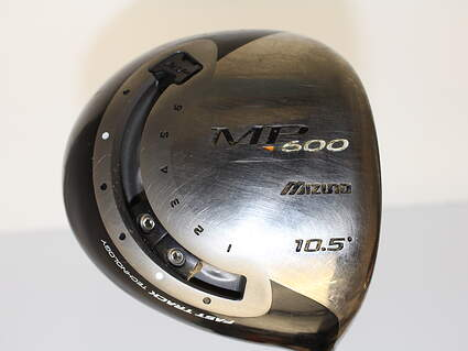 Mizuno MP-600 Driver 10.5* Stock Graphite Shaft Graphite Stiff Right Handed 46 in