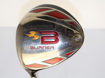 TaylorMade 2009 Burner Driver 9.5* TM Reax Superfast 49 Graphite Stiff Left Handed 44.5 in