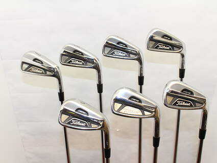 Titleist 712 AP2 Iron Set 4-PW Nippon NS Pro Modus 3 Tour 120 Steel Stiff Right Handed 38 in
