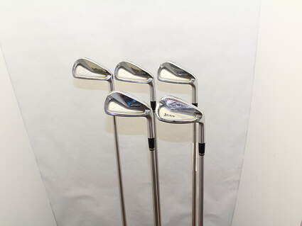 Srixon Z 745 Iron Set 6-PW FST KBS Tour C-Taper Steel X-Stiff Right Handed 37.5 in