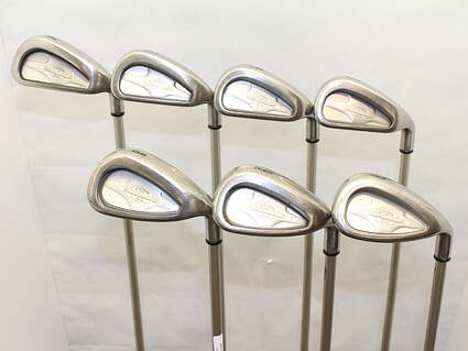 Callaway X-14 Iron Set 4-PW Callaway Gems Graphite Ladies Right Handed 38 in