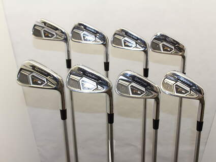 TaylorMade PSi Tour Iron Set 3-PW FST KBS Tour C-Taper Steel X-Stiff Right Handed 38 in