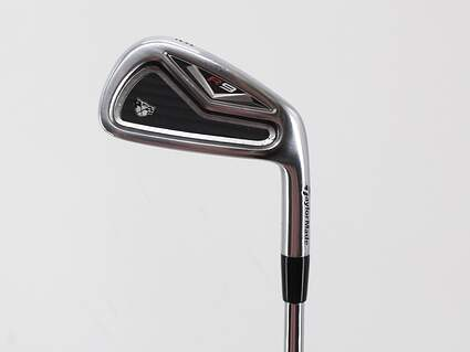 Tour Issue TaylorMade R9 TP Single Iron 6 Iron Dynamic Gold Tour Issue Steel Stiff Right Handed 36.0in