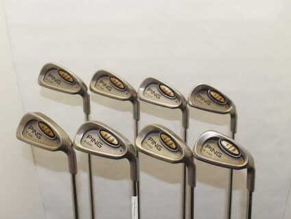 Ping i3 Oversize Iron Set 3-PW Ping JZ Steel Regular Right Handed 38 in