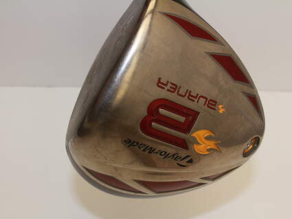 TaylorMade 2009 Burner Driver 9.5* TM Reax Superfast 49 Graphite Stiff Right Handed 45.5 in