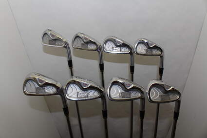 Srixon i-506 Iron Set 3-PW Dynalite Gold SL R300 Steel Regular Right Handed 38.25 in