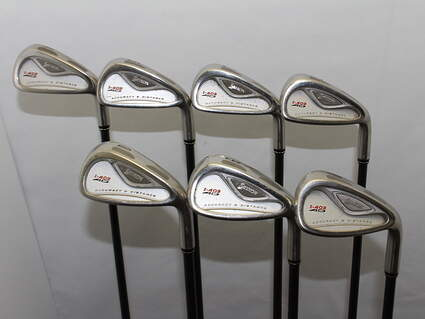Srixon i-403AD Iron Set 4-PW Stock Graphite Shaft Graphite Regular Right Handed 38.75 in