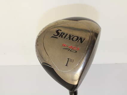 Srixon W-403 AD Driver 10.5* Stock Graphite Shaft Graphite Regular Right Handed 45.75 in