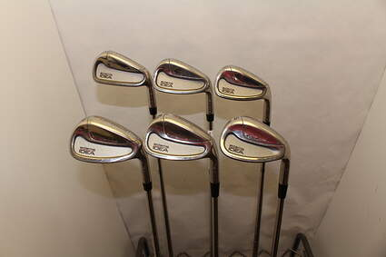 Adams Idea A1 Pro Iron Set 7-PW GW SW Stock Steel Shaft Steel Stiff Right Handed 38.25 in
