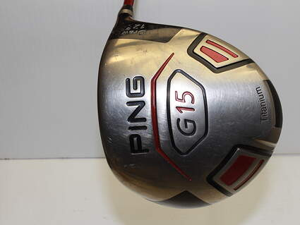 Ping G15 Draw Driver 12* Graphite 45.5 in