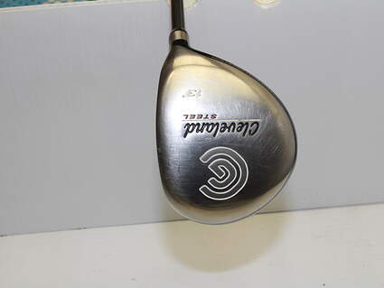 Cleveland Launcher Steel Fairway Wood 3+ Wood 13* Stock Graphite Shaft Graphite Stiff Right Handed 43 in