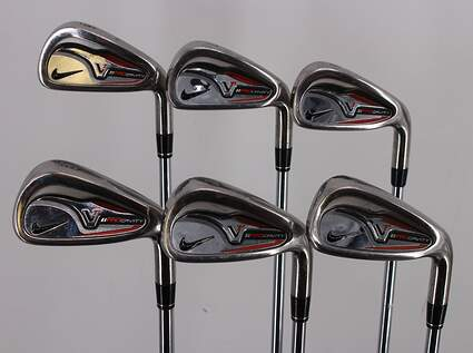 Nike Victory Red Pro Cavity Iron Set 6-GW Aerotech SteelFiber i95 Steel Regular Right Handed 38 in