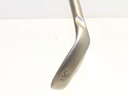 Ping Tour Gorge Wedge Lob LW 58* Standard Sole Stock Steel Shaft Steel Stiff Right Handed Purple dot 35 in