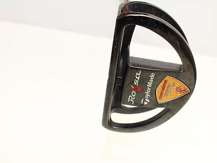 TaylorMade Rossa Corzina AGSI+ Putter Stock Steel Shaft Steel Right Handed 34.5 in