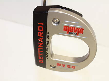 Bettinardi 2018 iNOVAI 5.0 Putter Stock Steel Shaft Steel Right Handed 35 in