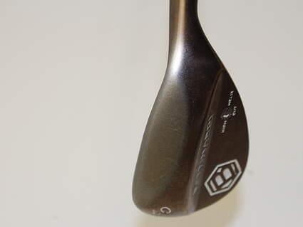 Bettinardi H2 Cashmere Bronze Wedge Lob LW FST KBS Hi-Rev Steel Regular Right Handed