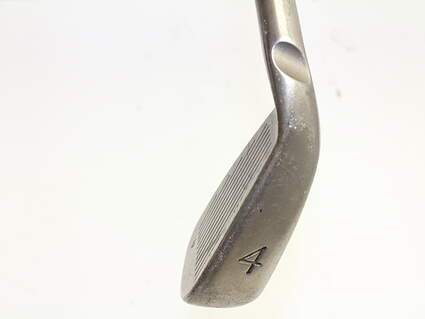 Ping G2 EZ Single Iron 4 Iron Stock Steel Shaft Steel Stiff Right Handed 38.5 in