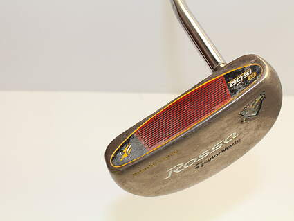 TaylorMade Rossa Monte Carlo 7 RSi Putter Stock Steel Shaft Steel Regular Right Handed 35 in