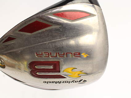 TaylorMade 2009 Burner Driver 10.5* TM Reax Superfast 49 Graphite Regular Left Handed 45 in